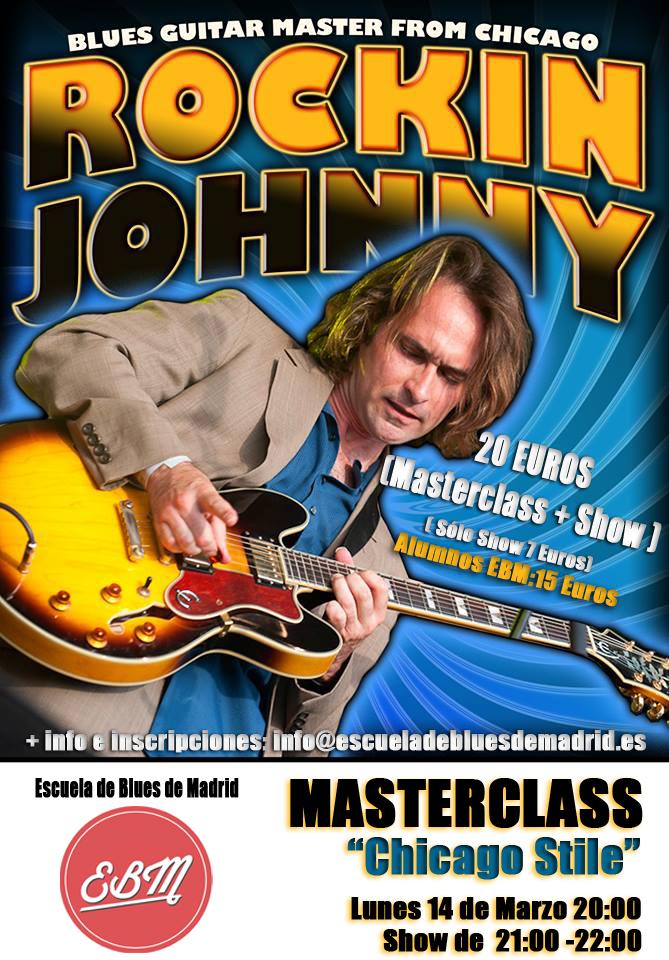 johnny masterclass