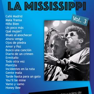 Tapa Los Saxos de La Mississippi 3